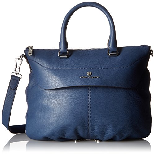 Vince Camuto Dean Satchel Bag Night Sky One Size Vince Camuto Handbags Vc-dean-sa