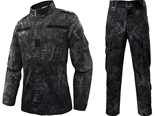 Myheartgoon European-standard size Tactical ACU Suit Batt...