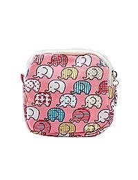 Merssavo Women Sanitary Pad Organizer Holder Napkin Towel Convenience Cute Mini Coin Bag