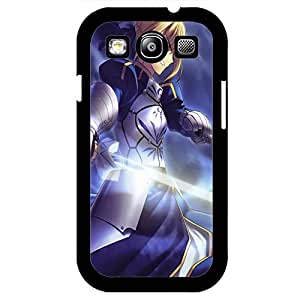 Samsung Galaxy S3 I9300 Case Cover, Fashion Able Fate Stay Night Phone Case Cover for Samsung Galaxy S3 I9300 PC Game Trend