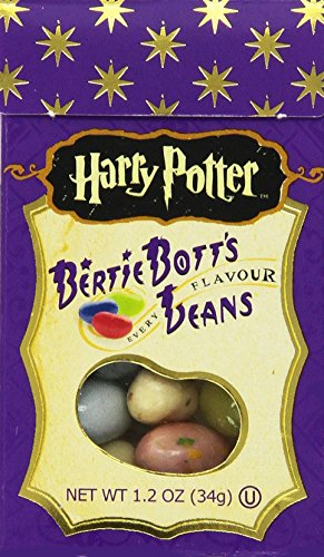 Jelly Belly Harry Potter Bertie Bott's, 1.2-Ounce (Pack of 8)