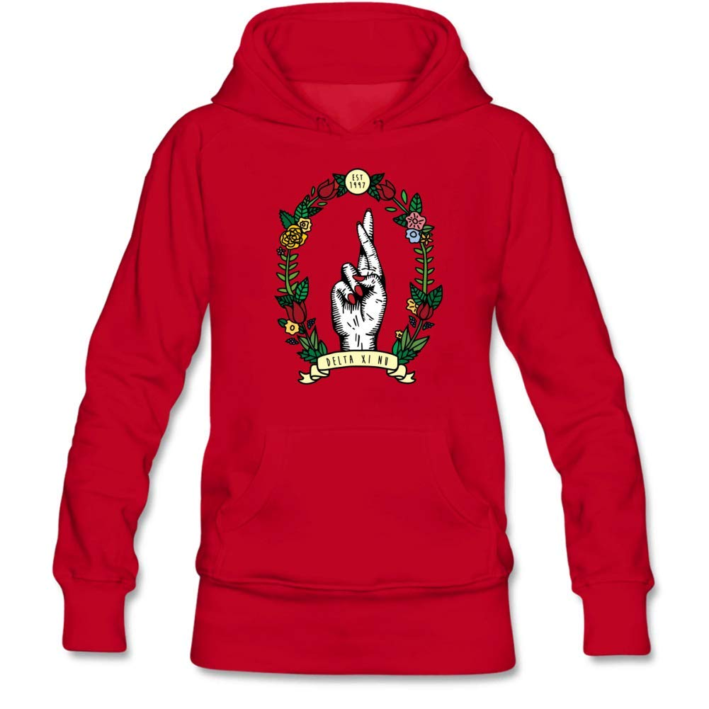 8d96a6c8b Women's Hooded Sweatshirts Casual Long Sleeve Pockets Pullover ...