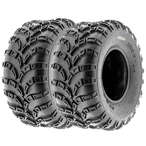 SunF 22x10 10 Tires A028 pair