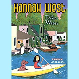 Hannah West in Deep Water Audiobook