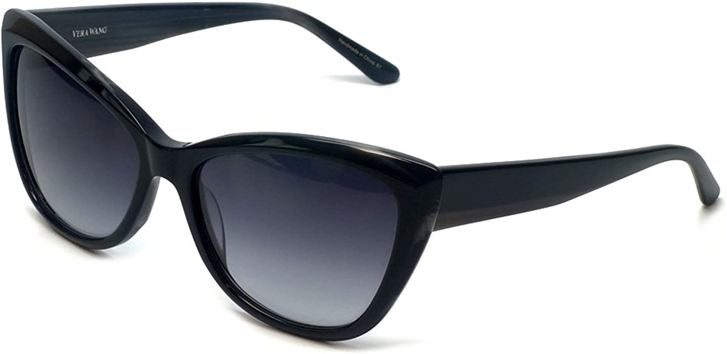 787d36f767e1 VERA WANG Sunglasses V433 Black 57MM. Back. Double-tap to zoom