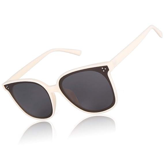 GQUEEN Gafas De Sol Polarizadas Clásicas Ojo De Gato Retro Mujeres Vintage De Gran Tamaño Con Sombras MSO