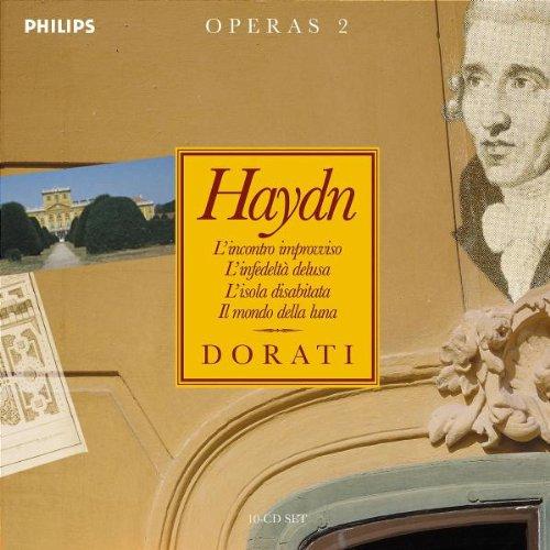 Operas 2 by Deutsche Grammophon