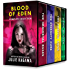 Julie Kagawa Blood of Eden Complete Collection: The Immortal Rules\The Eternity Cure\The Forevern Song\Dawn of Eden