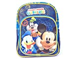 Mickey Mouse Club House Mini Toddler Backpack-40247
