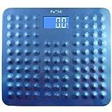 Famili 271B Accurate Digital Body Weight Bathroom Scale with Non Slip Design 400lb / 180kg
