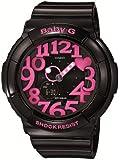 [カシオ] 腕時計 ベビージー BGA-130-1BJF ブラック