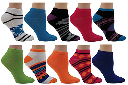 colored ankle socks - 7