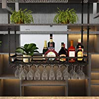 WLABCD Bar Barra de Vino Restaurante Montado en la Pared Botella de Vino Taller