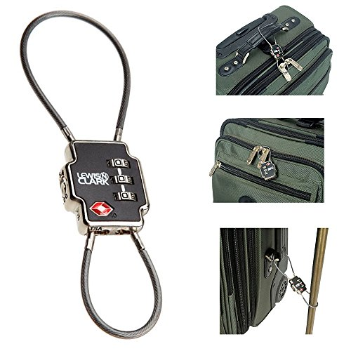 lewis-n-clark-tsa-triple-security-lock-double-cable-combination-luggage-travel
