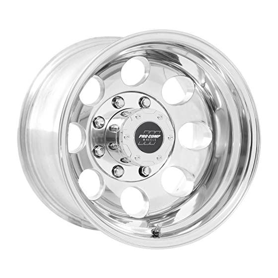 Pro Comp Alloys Series 1069 Polished Wheel (15×10″/5×5″)