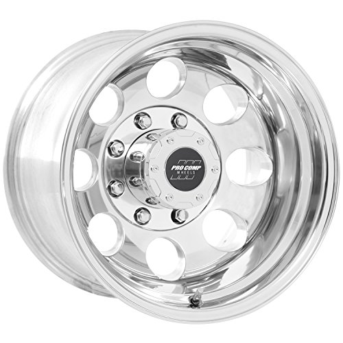 Pro Comp Alloys 1069 Polished Wheel - Racing Ford Wheels