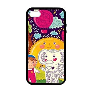 Elephant and Boy Case for iPhone 5 5s case