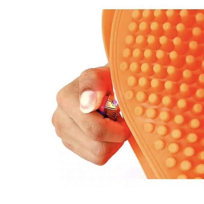 3D transpirable fresco de silicona cojín del asiento de ...