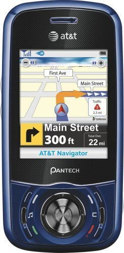 amazon com pantech matrix c740 phone navy at t cell phones rh amazon com AT&T Pantech AT&T Pantech