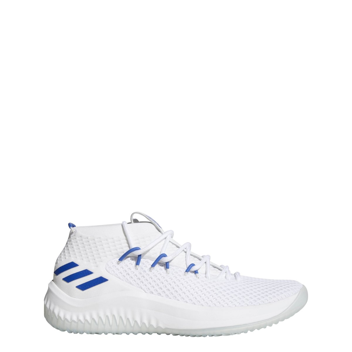 chaussure de basket adidas dame 4 hommes b0795cf4pw 13 d (m) usblanc bleu