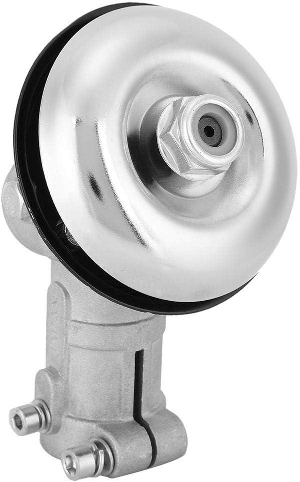 Cortadora de c/ésped Caja de engranajes-desbrozadora Accesorios para cortadora de c/ésped de caja de engranajes de aleaci/ón de aluminio estable y acero para cortadoras y cortadoras de c/ésped