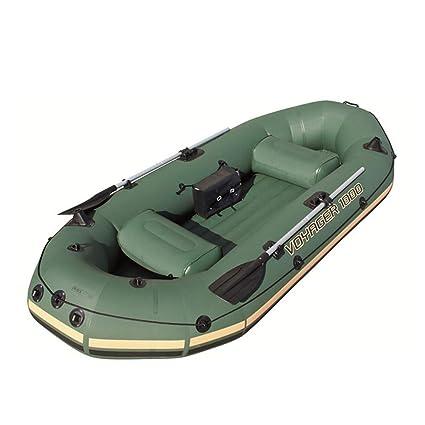 Kayak Bote Inflable De Kayak, Adecuado Para La Aventura ...