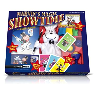 Marvin's Magic Showtime: Toys & Games