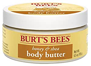 Burt's Bees  Honey & Shea Body Butter, 6.5 Ounces