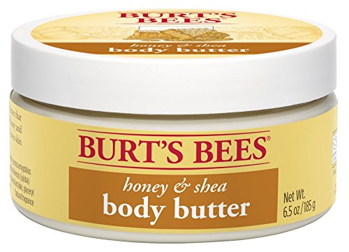 Honey 5 Oz Jar (Burt's Bees  Honey & Shea Body Butter, 6.5)