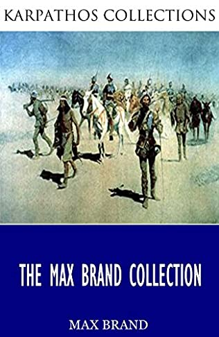 book cover of Max Brand Collection
