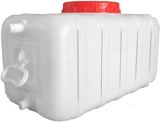 RSH 150L De Agua Depósito Bidón De Agua con Grifo Envase Agua Que Acampa Impermeable Y Resistente Portátil para Auto, Viajar, Senderismo, Pesca, Camping Y Excursión: Amazon.es: Hogar