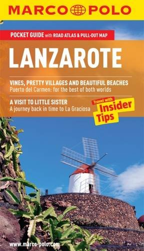 Lanzarote Marco Polo Guide (Marco Polo Guides)