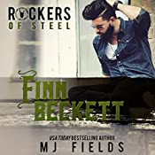 Finn Beckett: Rockers of Steel, Book 2 | MJ Fields