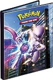 Pokemon BLACK & WHITE Next Destinies - Combo Album - 4 Pocket Page Portfolio (Pokemon Trading Card Album / Binder)