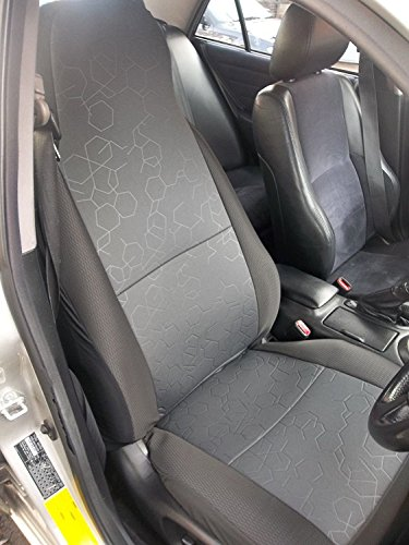 to fit Volvo V40 2012 Titan Waterproof Car Back Seat Cover Onwards Black