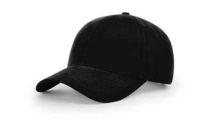 e6afa3ccbd1 Richardson Sports R75 OSFM Black at Amazon Men s Clothing store
