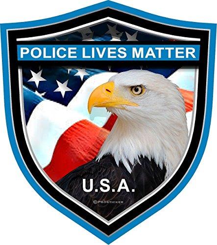 State Police Decals - ProSticker 1103 (One) 4