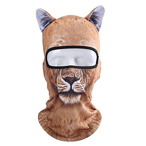 Lilyy Animal Ears Balaclava Face Mask Neck Hood Outdoor Sports Cap Motorcycle Cycling Ski Balaclavas (BB-G-04)