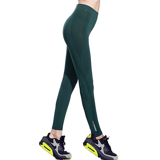 6625c05eddb8d Women's Sports Fitness Yoga Pants Functional Gym Running Workout Pant  running Ankle-length Pants Quick