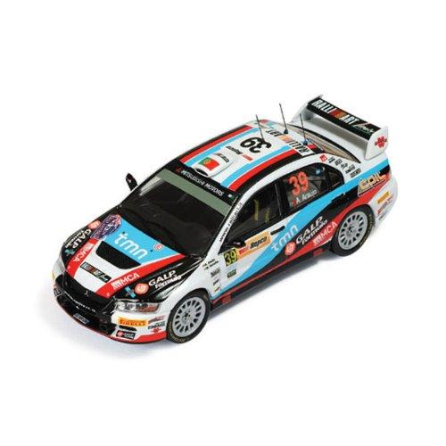 1/43 三菱 ランサー エボリューション IX 09 ラリー・オーストラリア PWRC 優勝 #3 RAM396