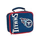 Officially Licensed NFL Tennessee Titans 'Sacked' Lunch Kit, One Size