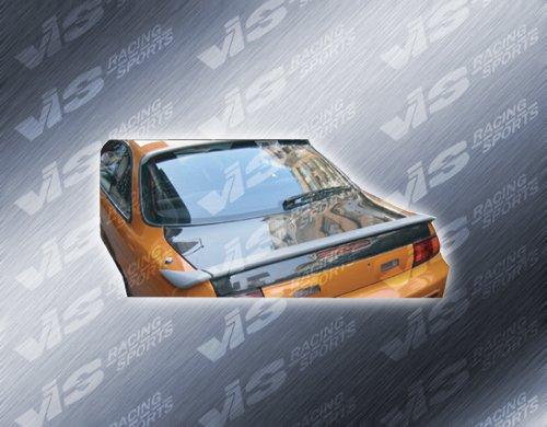 VIS 95-98 Nissan 240SX Carbon Fiber Trunk Lid S14 96/97
