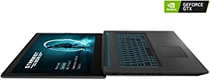 "2020 Newest Lenovo Flagship Gaming PC Laptop L340: 17.3"" FHD IPS Anti-Glare Display, 9th Gen Intel 6-core i7-9750H, 16GB Ram, 512GB SSD+2TB HDD, NVIDIA GeForce GTX 1050, WiFi, USB-C,Backlit-KB, Win10"