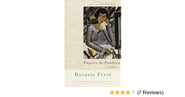 Papeles de Pandora: cuentos (Spanish Edition) - Kindle edition by Rosario Ferré. Reference Kindle eBooks @ Amazon.com.