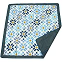 Jj Cole 5 ft x 5 ft Outdoor Blanket (Prairie Blossom)
