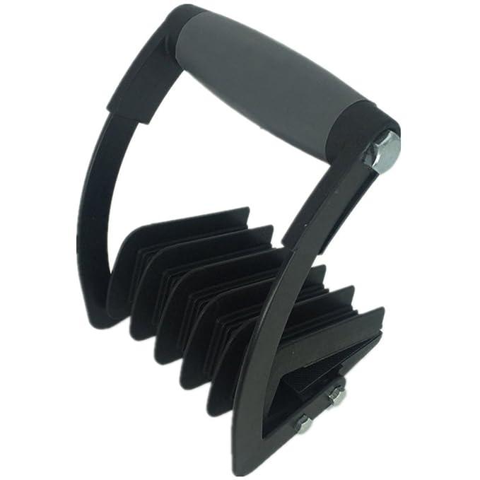 DYHQQ Black Heavy Duty Metal Gripper Table Lifter Uso General, Hoja De Mercancías Carry Handle: Amazon.es: Hogar