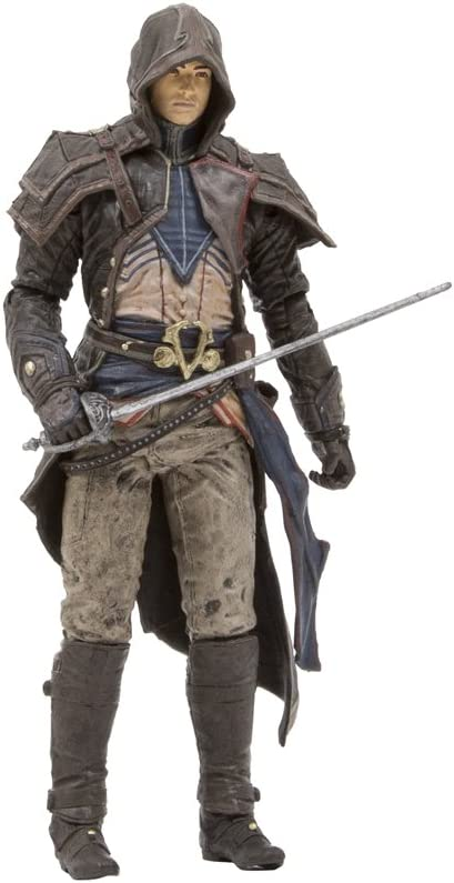 Amazon Com Mcfarlane Toys Assassin S Creed Series 4 Arno Figure Toys Games