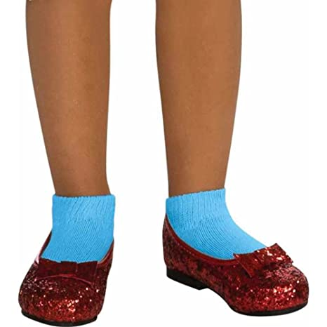 c1ec0cffa85 Image Unavailable. Image not available for. Color  Wizard of Dorothy Deluxe Ruby  Red Costume Shoes