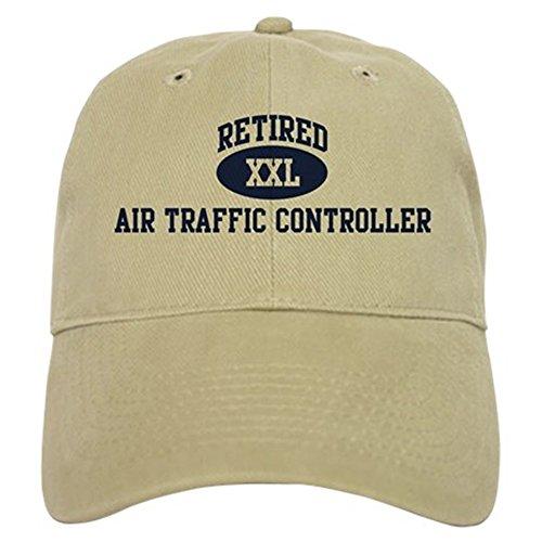 r Traffic Controlle Baseball Cap with Adjustable Closure, Unique Printed Baseball Hat Khaki ()
