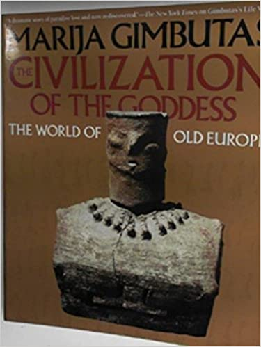 the civilization of the goddess pdf